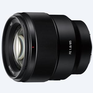 SONY 发布 FE 85mm f/1.8 定焦镜头