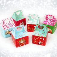 圣诞节平安果包装盒20个装