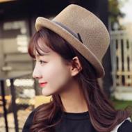 女韩版夏季出游小礼帽