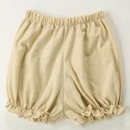 有机棉儿童夏季汗布短裤