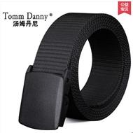 汤姆丹尼帆布腰带