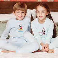 三枪儿童迪士尼纯棉保暖内衣