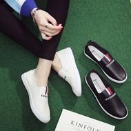 三色条原宿小白鞋