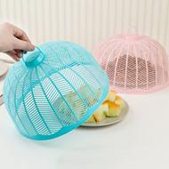 4个装环保塑料餐桌小饭罩