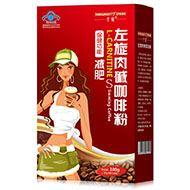 千泉减肥瘦身左旋肉碱咖啡粉10袋