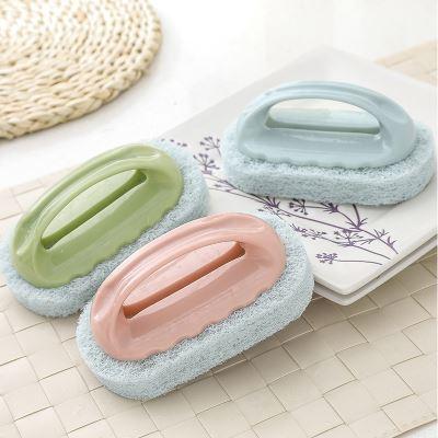 家用洗锅刷瓷砖浴缸刷3个装