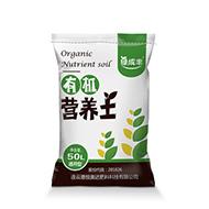 绿成丰大包多肉土有机肥料
