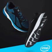 小米众筹90分智能跑鞋Intel芯片