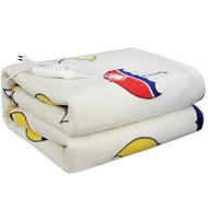 南极绒电热单双人防水安全电热毯