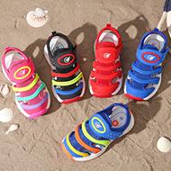 包头沙滩鞋毛毛虫凉鞋