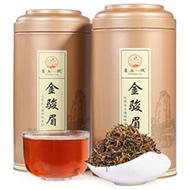 真尚一饮 金骏眉红茶罐装 125g
