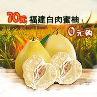 福建漳州白心柚70元代金券