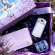"""卡西欧EX-TR550 """"紫""""愿有你限定礼盒"""