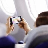 东航/海航允许空中开手机