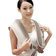 茗振 MZ-666 肩颈捶打按摩披肩