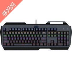 海尔 Mr.M 系列 A500-M4 机械键盘 黑轴 幻彩混光版