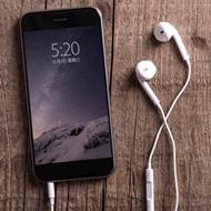 梓晨Q1苹果耳机入耳式带麦