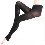 浪莎加裆连裤丝袜4条装