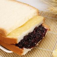 小夫紫米面包880g共8包