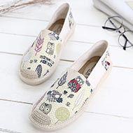 妙钻秋季帆布鞋
