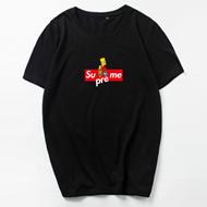 圆领薄款短袖T恤