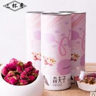 玫瑰花茶罐装