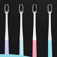 10点:倍加洁小头软毛牙刷6支装