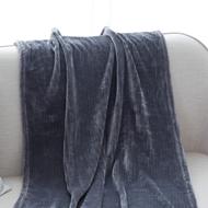 莱弗莉法兰绒多用小毛毯70*100cm