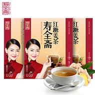 寿全斋生姜红糖茶120g*3