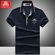 夏季新款AFS JEEP短袖T恤