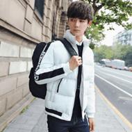冬季新款男士韩版棉服