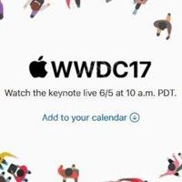 3分钟看完苹果WWDC2017发布会