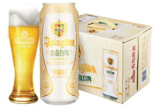青岛啤酒 白啤11度500ml*12