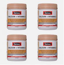 Swisse Ultiboost钙 VD 150粒*4 瓶