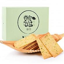 移动端:香楠 素食海苔饼干 薄脆饼干416g*1盒