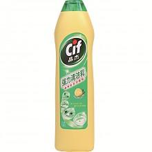 限地区:晶杰(cif)强力清洁乳 (清新柠檬) 725g