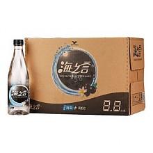 限地区:统一 海之言 地中海海盐 黑加仑 果味饮料 500ml*15瓶 整箱装