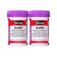 Swisse 天然草药睡眠片 60片*2瓶