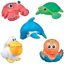 munchkin 满趣健 洗澡喷水玩具5件