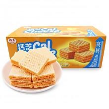 钙芝 奶酪味高钙威化饼干 648g