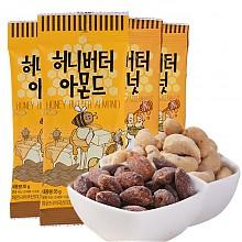 汤姆农场 蜂蜜黄油坚果组合 35g*4袋*3件