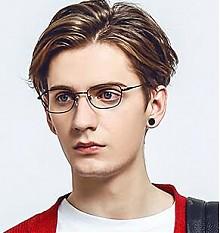 HAN 合金光学眼镜架 HN49363