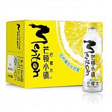 今麦郎 果味饮料 芒顿小镇柠檬水500ml*15瓶 整箱