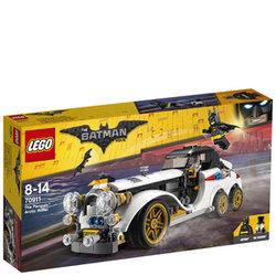LEGO 乐高 70911 蝙蝠侠大电影 复古企鹅人座