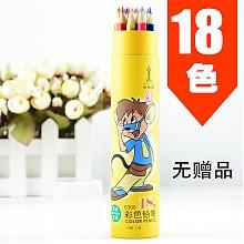 中华 彩色铅笔 18色