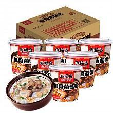 海福盛 排骨菌菇粥 38g*6杯
