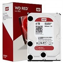 西部数据 台式机硬盘 红盘 4TB