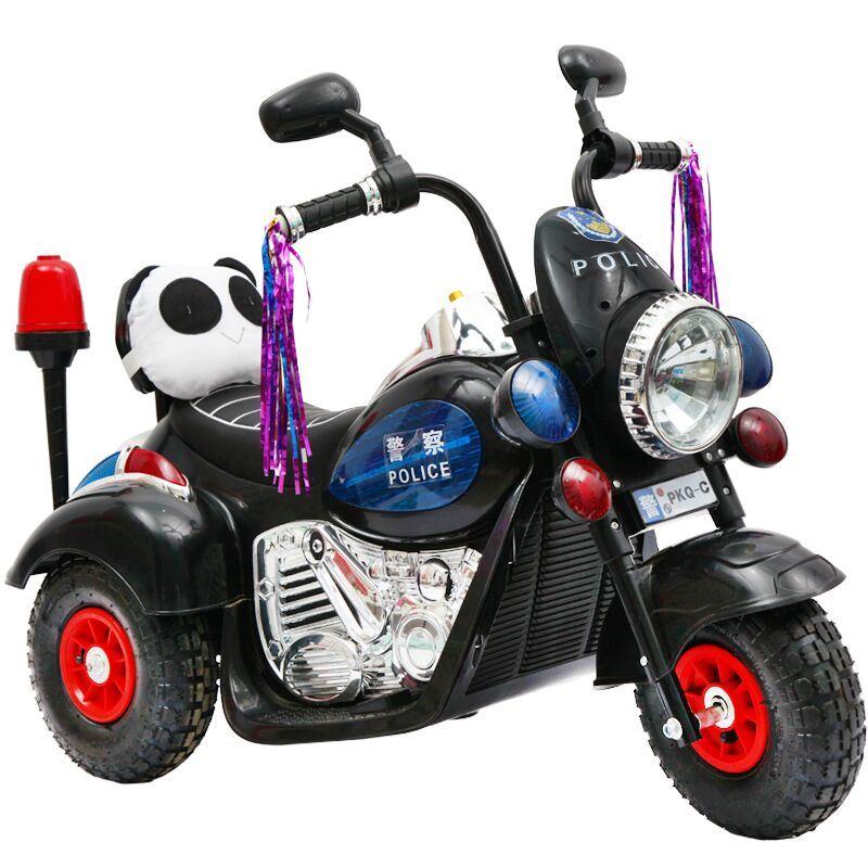 哈雷儿童电动摩托车