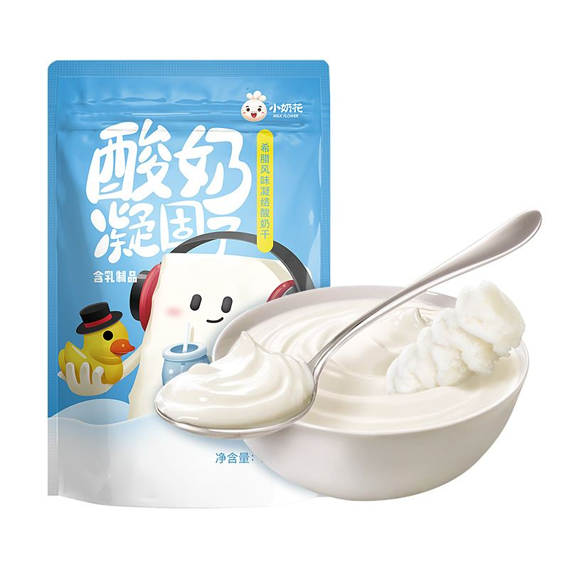 内蒙古营养酸奶疙瘩