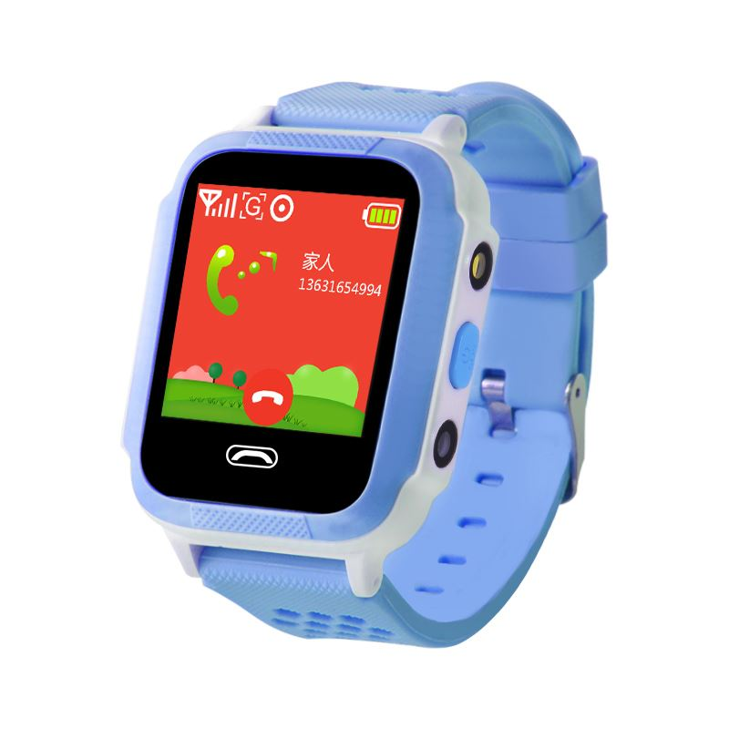 儿童电话手表智能定位学生手表